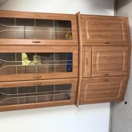 Sofa, Wozi-Schrank, Kleiderschrank, Küche, Sideboard in Meusdorf zu verschenken 1