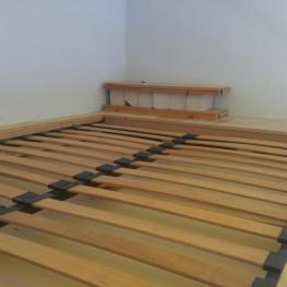 Hochbett Holz  2