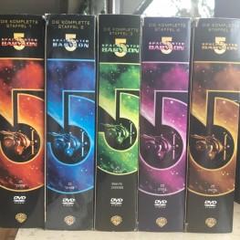 DVD Komplette Kollektion - Babylon 5
