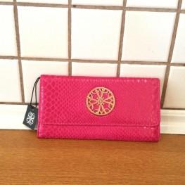 Neue Damenbörse im Pink