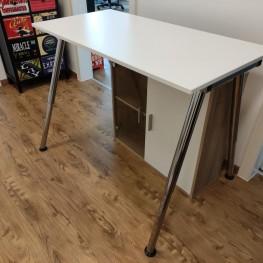 höhenverstellbarer Schreibtisch Ikea