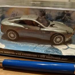 Modellauto: Aston Martin, V12 - 007 Edition