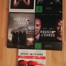 DVD Staffeln 2
