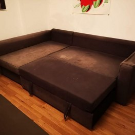 IKEA sofa bed 1