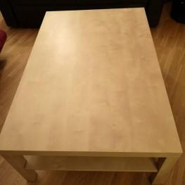 Ikea Lack Tisch Wohnzimmertisch Birke