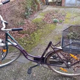 Fahrrad zum Basteln
