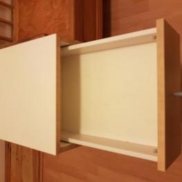 Kommode (z.B. fürs Büro) zu verschenken / Desk drawers to give away 1